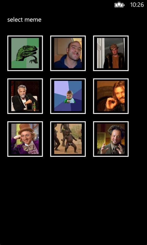 Meme Maker Mobile - meme maker for windows 10 mobile