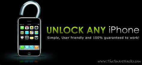 how to unlock sim on iphone iunlock factory unlock your iphone smarthacks