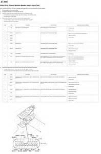 crv power window wiring diagram free wiring