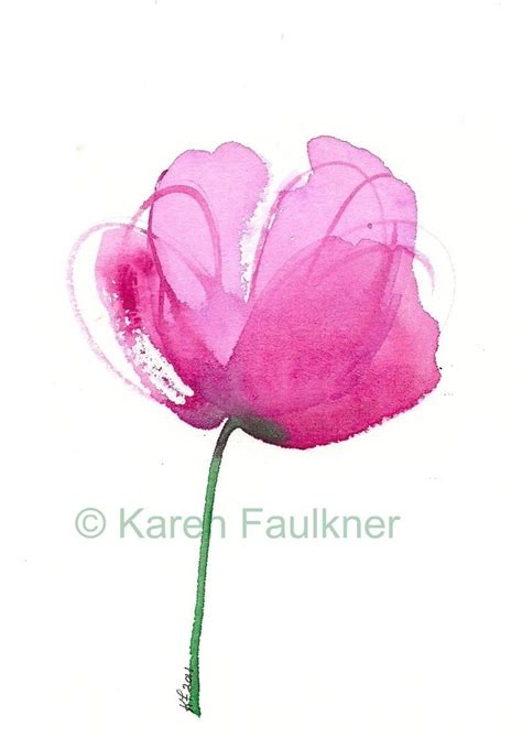 watercolor tattoo peony best ideas about watercolor abstract watercolour flowers