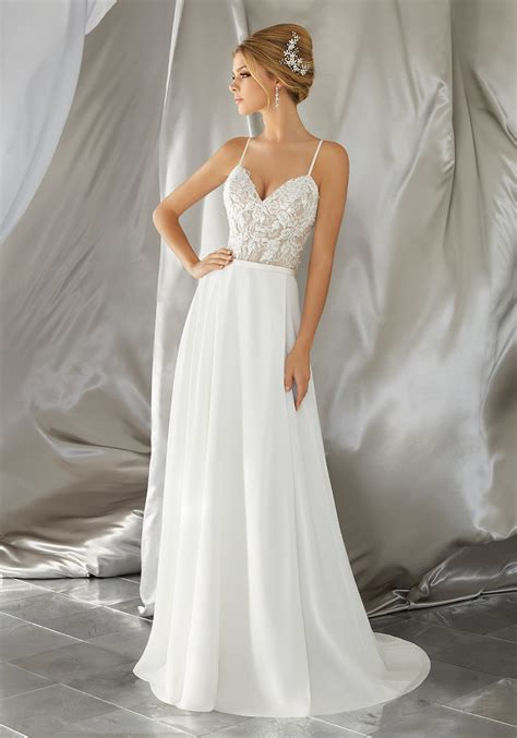 Wedding Dress by Mina Wedding Dress Style 6861 Morilee