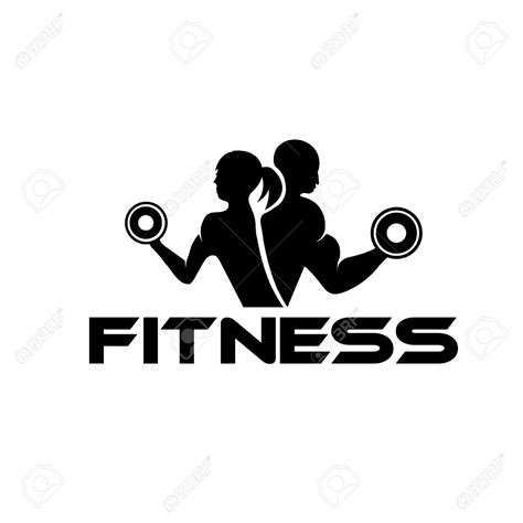 fitness clipart abstract clipart fitness pencil and in color abstract