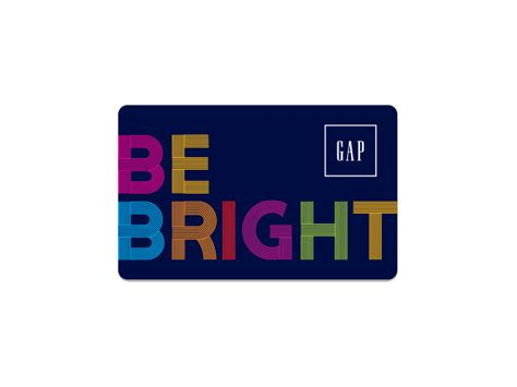 Gap Options Gift Card - 25 unique graduation gift ideas under 50 momtastic