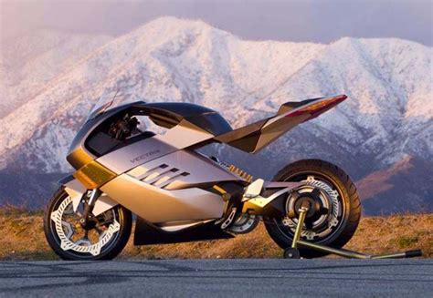 Vectrix Electric Scooter Ae Yay Or Nay by Vectrix O Superbike