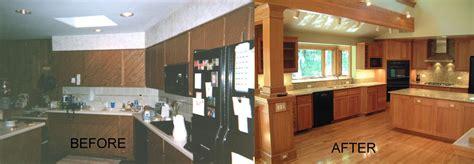 70s house remodel before and after صور مطابخ قبل وبعد مجلة البيت تصميم داخلي و ديكورات