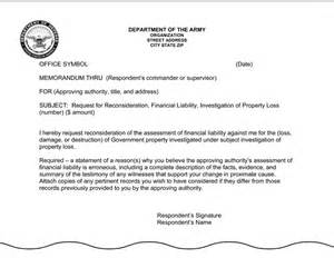 Best images of conditional release memorandum army memo how to