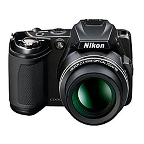 nikon 14 1 megapixel digital nikon coolpix l120 14 1 megapixel digital black by