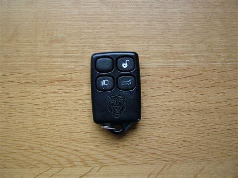 jaguar key fob battery xj8 remote key fob
