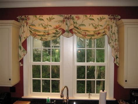 kitchen valance ideas ideas treatment windows kitchen valances decor for