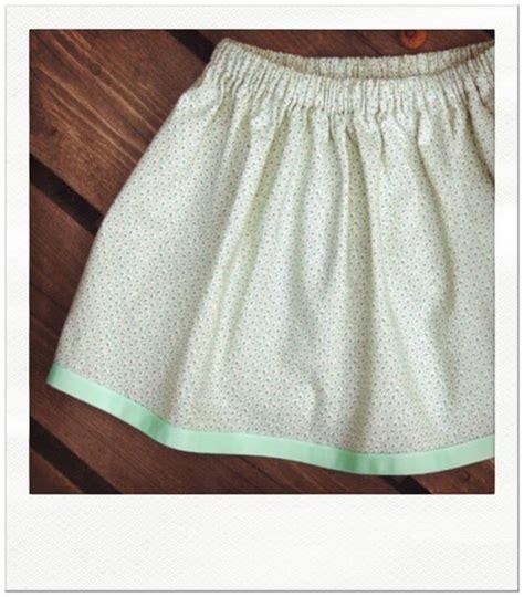 pattern skirt pinterest lazy days skirt for girl free pattern sewing pinterest