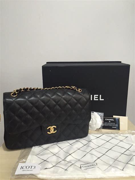 Tas Chanel Classic Flap Mini Caviar Ghw Hitam Semi Premium 1115 furla handbag original chanel jumbo black caviar ghw