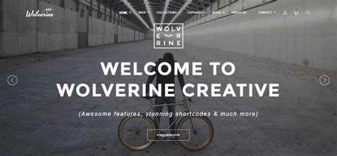 shopify themes reddit wolverine responsive multipurpose shopify theme on