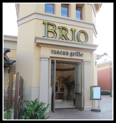 brio tuscan grill brio tuscan grille fantastic food and great service