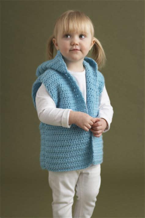 knitting pattern vest child cute child s crochet vest free pattern child crochet