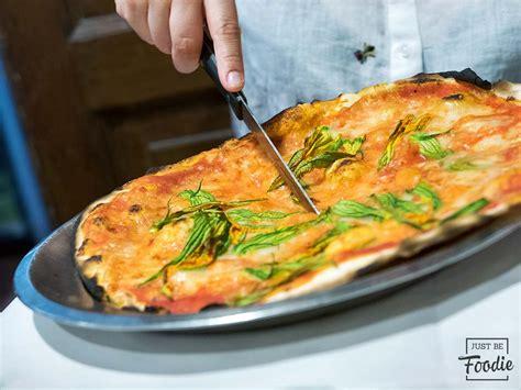 fiori di zucca pizzeria roma pizzer 205 a da baffetto roma templo de la pizza romana