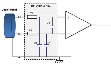 op capacitor across inputs op capacitor input 28 images op bypassing input capacitor with a microcontroller electrical