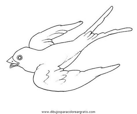 dibujo de golondrina para colorear dibujos de animales dibujos de golondrinas para colorear imagui