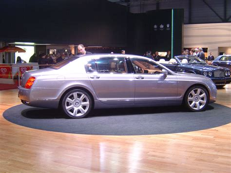 bentley flying spur 2007 2007 bentley continental flying spur other pictures