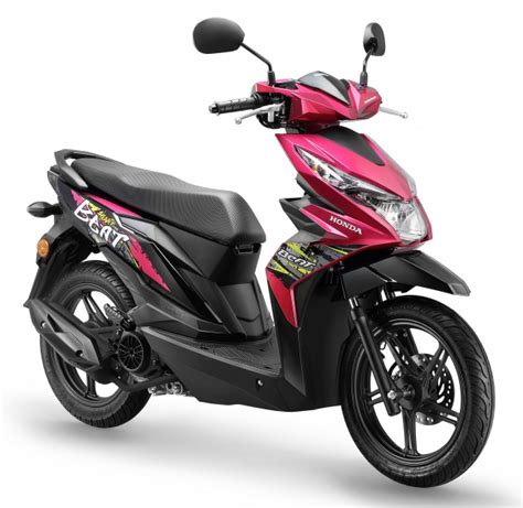 2018 Honda BeAT scooter now on sale   RM5,724
