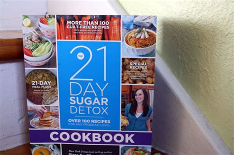 21 Day Sugar Detox Cookbook by Book Reviews The 21 Day Sugar Detox Guidebook And The 21
