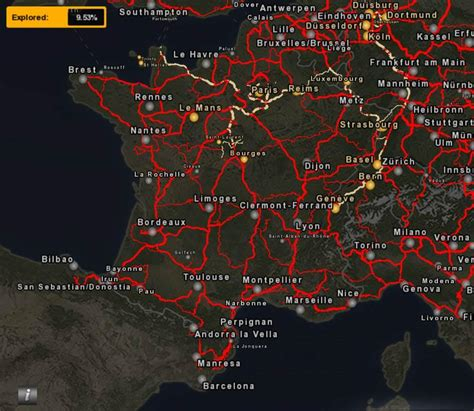 mod map game ets2 ets2 satellite map updated 29 12 17 1 30 mod ets2 mod