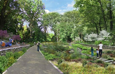 Forest Render queensway project the trust for public land