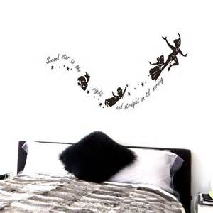 aliexpress com acheter tinkerbell deuxi 232 me 233 toile 224 tinker bell new fairies glitter wall stickers