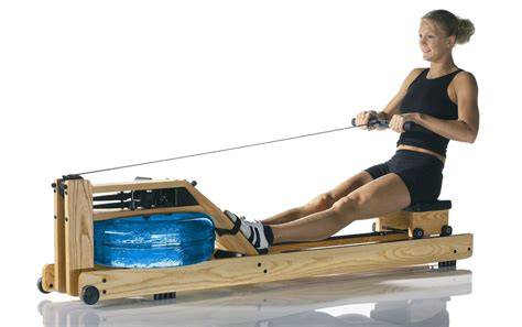 best rower machine waterrower rowing machine review