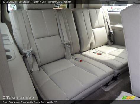 rear seats for suburban rear seat of 2013 suburban lt photo no 77740977