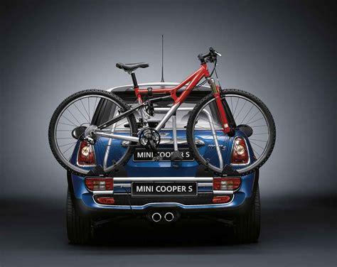 mini genuine rear carrier bicycle rack holder wheel tray