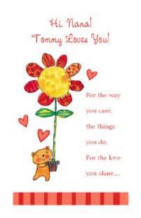 thanks nana greeting card s day printable card american greetings