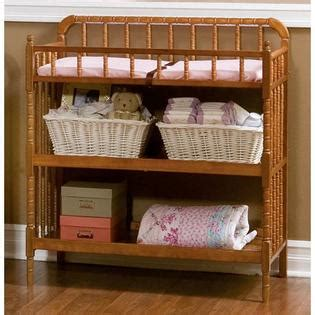 Jenny Lind Style Changing Table In Oak Lind Changing Table Oak