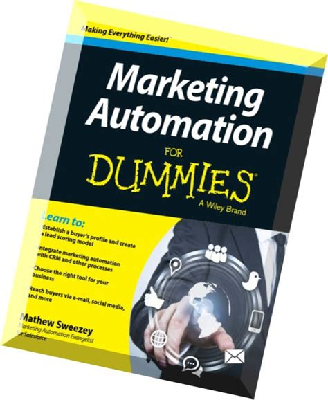marketing automation for dummies pdf magazine