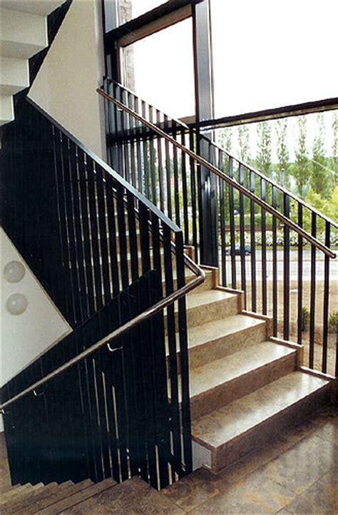 treppengeländer din stahlbau metallbau treppen balkone referenzen stahl