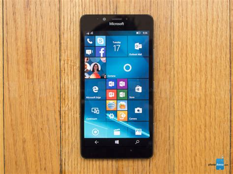 Microsoft Lumia 950 microsoft shows what it really had in mind for the lumia 950 and lumia 950 xl