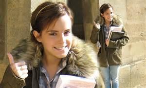 emma watson oxford university emma watson puts acting on hold as she joins oxford
