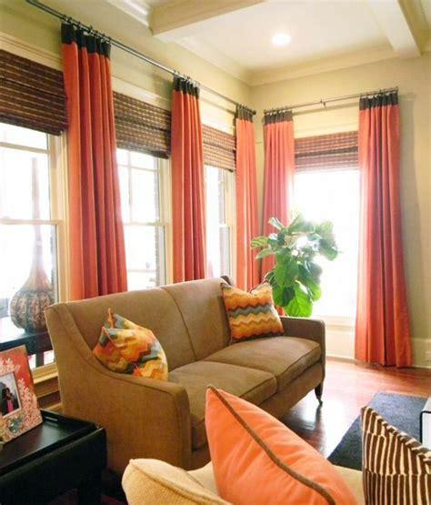 gardinen dekorationsvorschlaege fuer ein stilvolles ambiente