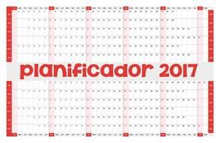 Calendario 2018 Para Editar Calendario 2017 M 225 S De 150 Plantillas Para Imprimir Y