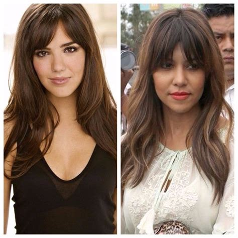 Your Guide To Bangs by Your Guide To Curtain Bangs Hair World Magazine