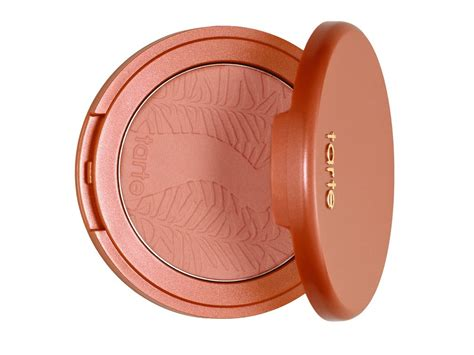 Sold New Tarte Unstoppable Clay Amazonian Blush Powder tarte amazonian clay 12 hour blush