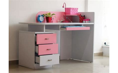 study table for buy elsie pink study table for kouch india