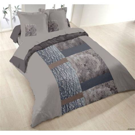 Couette Hiver 240x260 by Housse De Couette 240x260 2 Taies Ecorce Achat Vente