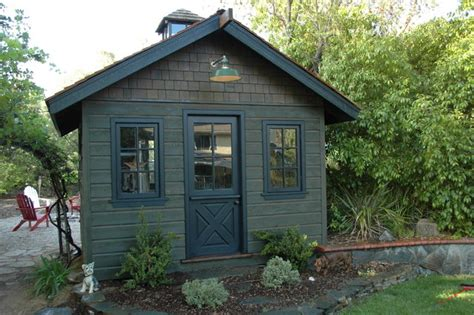 Painting Shed by Painting Shed Cottage Garden Sheds Garden Shed