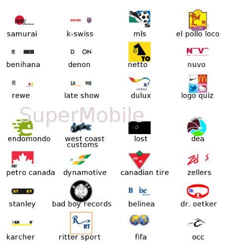 Auto Logo Quiz Online Spielen by Logos Quiz Game Ecco Tutte Le Soluzioni