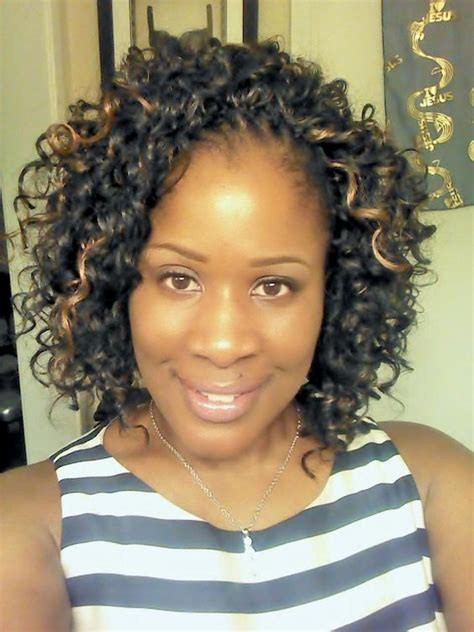 Crochet Go Go Curl Styles | crochet braids curls and braids on pinterest