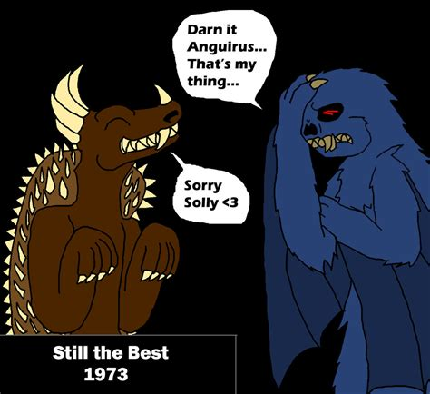 is one still the best anguirus steals the show by blight shadowhart on deviantart