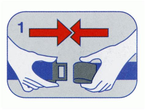 airline safety card template safety vest circuit diagram maker