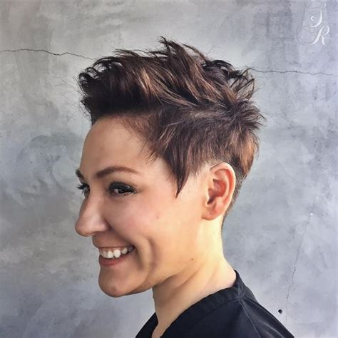 haircut to a beautiful brunette pixie youtube 1000 ideas about brunette pixie on pinterest brunette