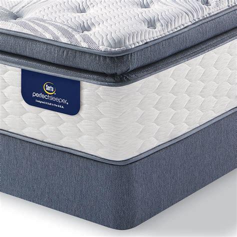serta perfect sleeper baby mattress reviews serta 92717 perfect sleeper walworth plush queen super