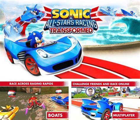 sonic sega all racing apk sonic sega all racing for android free sonic sega all racing apk